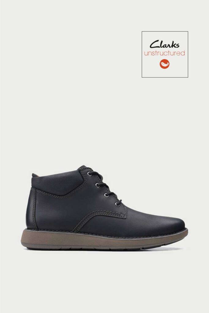 spiridoula metheniti shoes xalkida p un larvik top black oily leather clarks