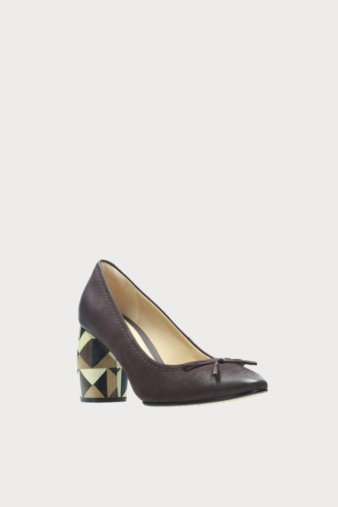 spiridoula metheniti shoes xalkida p Grace Nina clarks Aubergine 6