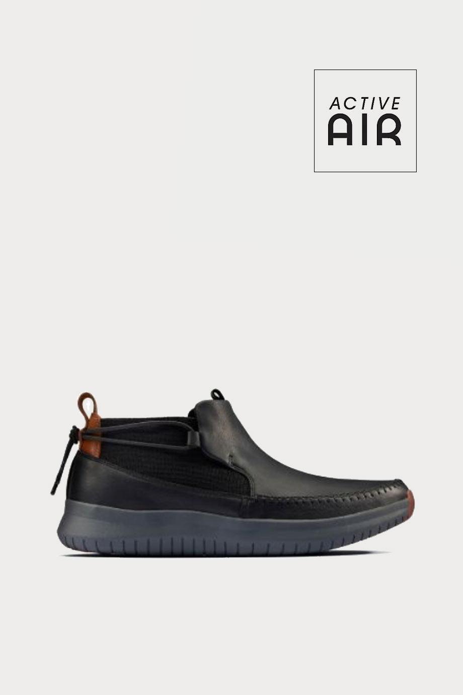 spiridoula metheniti shoes xalkida p aiston mid black combi leather clarks 1
