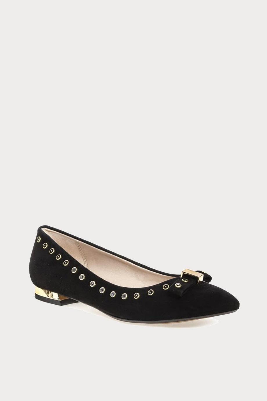 spiridoula metheniti shoes xalkida p amulet magic black suede clarks 1