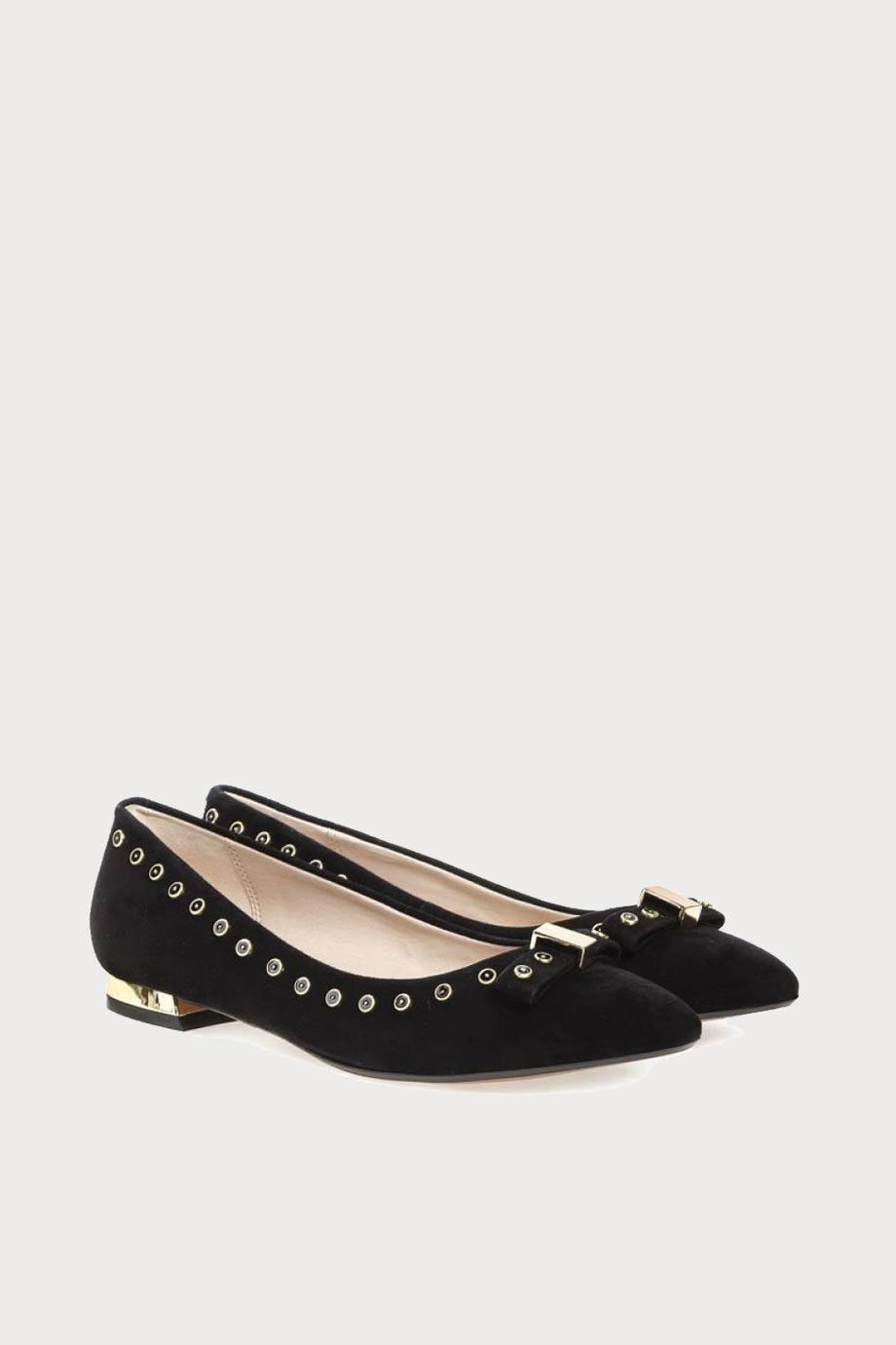 spiridoula metheniti shoes xalkida p amulet magic black suede clarks 2 1