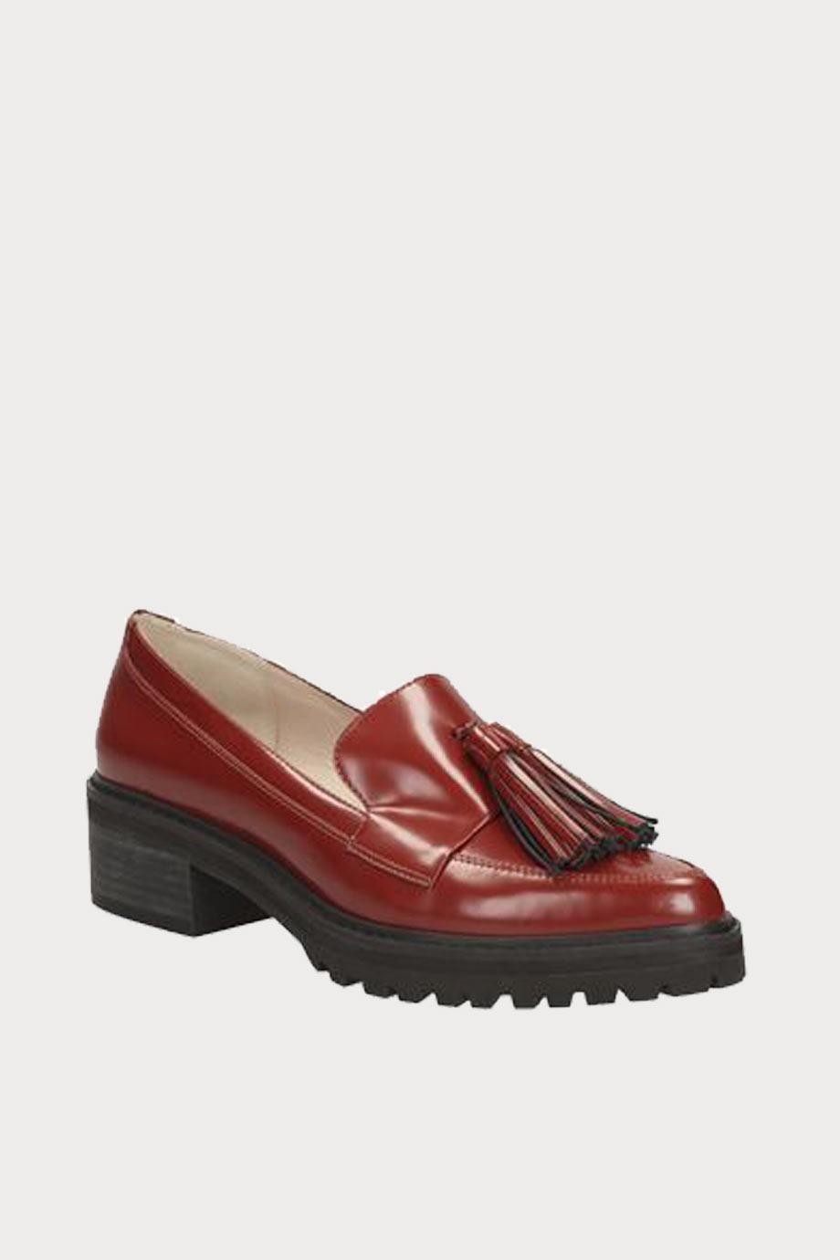 spiridoula metheniti shoes xalkida p anniston vale rust leather clarks