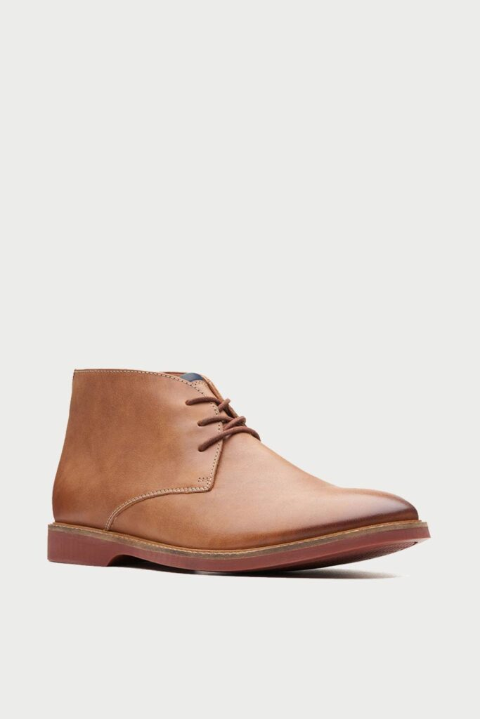 spiridoula metheniti shoes xalkida p atticus limit tan leather clarks 2
