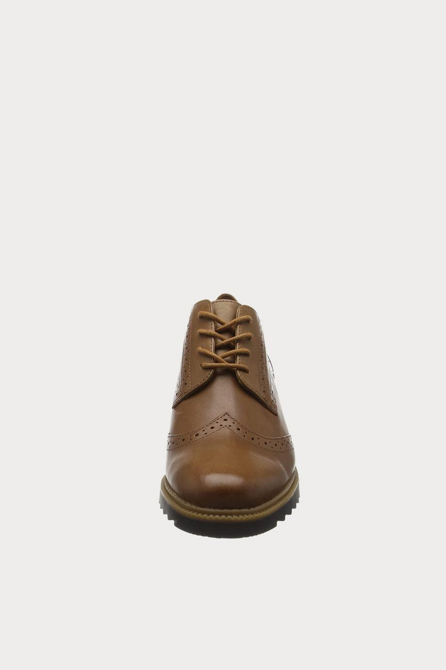 spiridoula metheniti shoes xalkida p balmer bella tan leather clarks 3