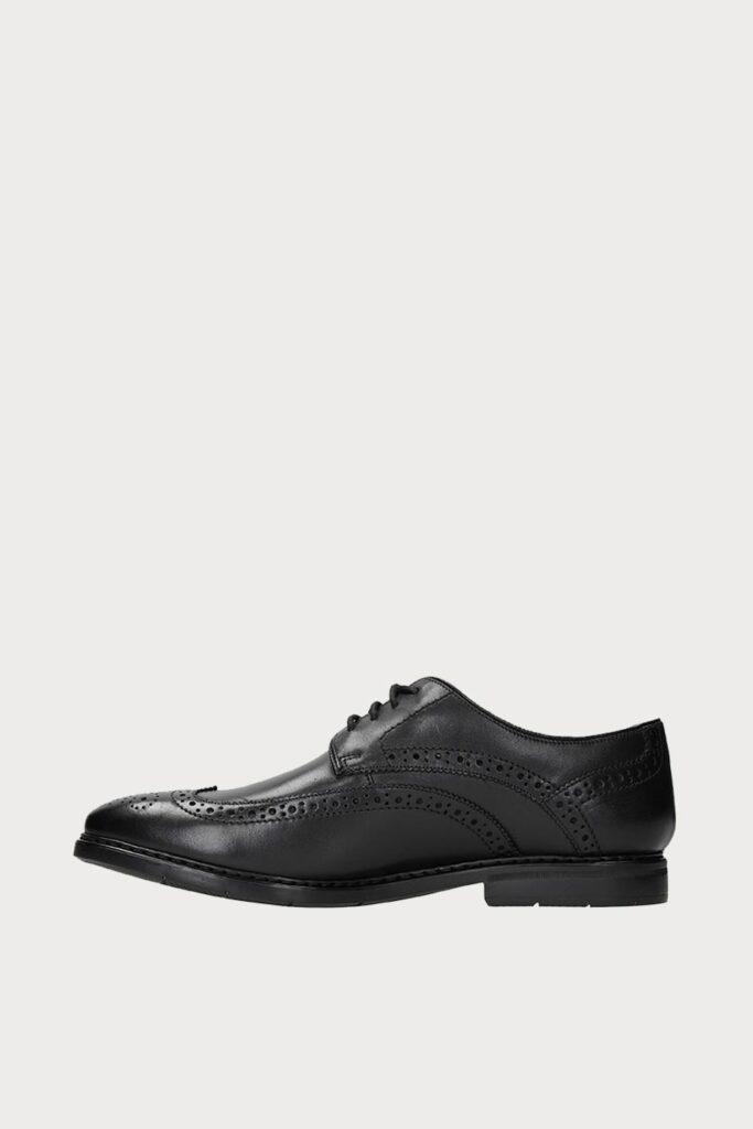 spiridoula metheniti shoes xalkida p banbury limit black leather clarks 2