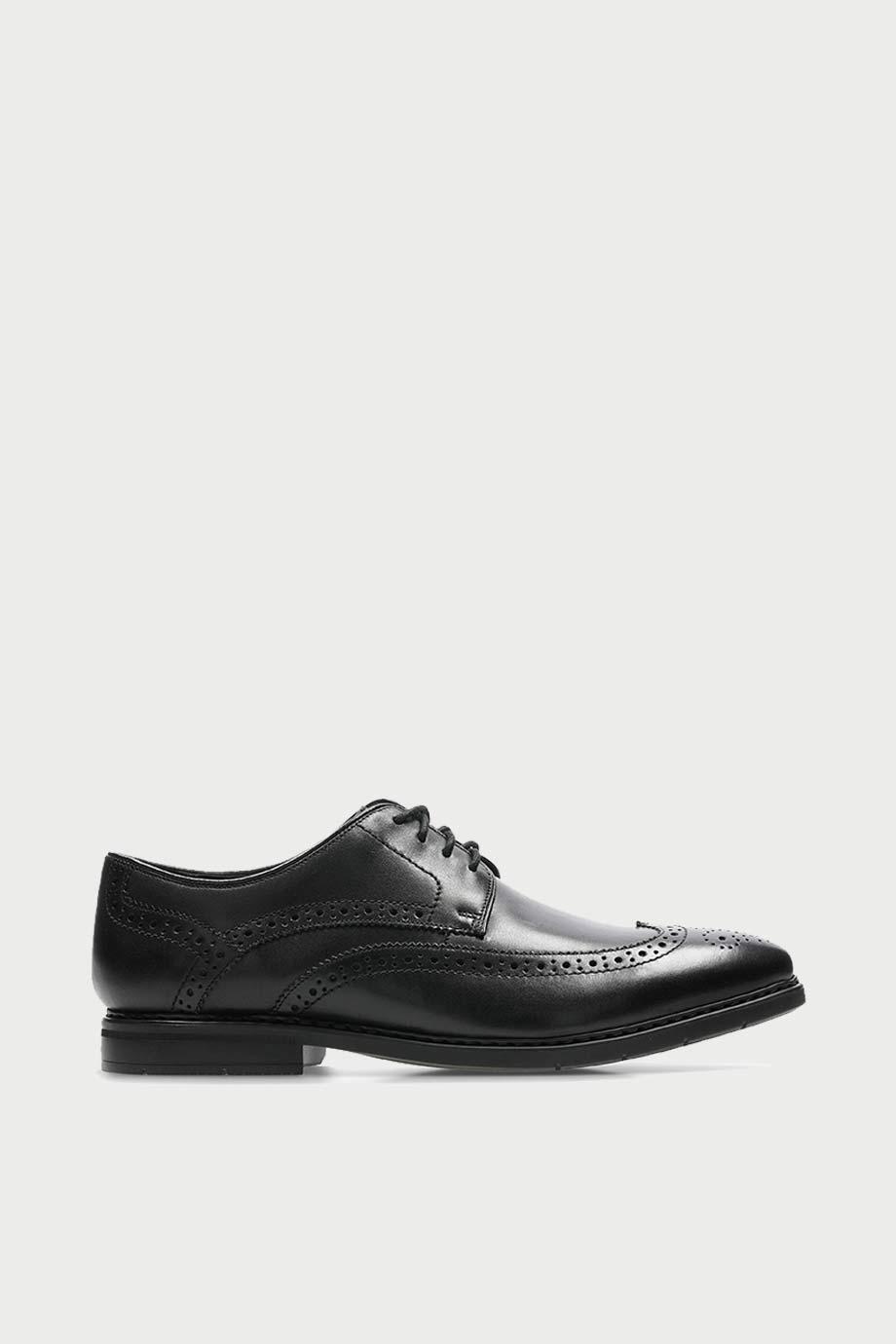 spiridoula metheniti shoes xalkida p banbury limit black leather clarks