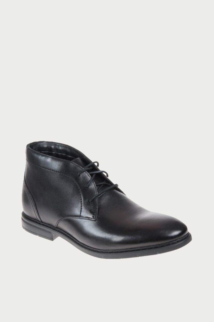 spiridoula metheniti shoes xalkida p banbury mid black leather clarks