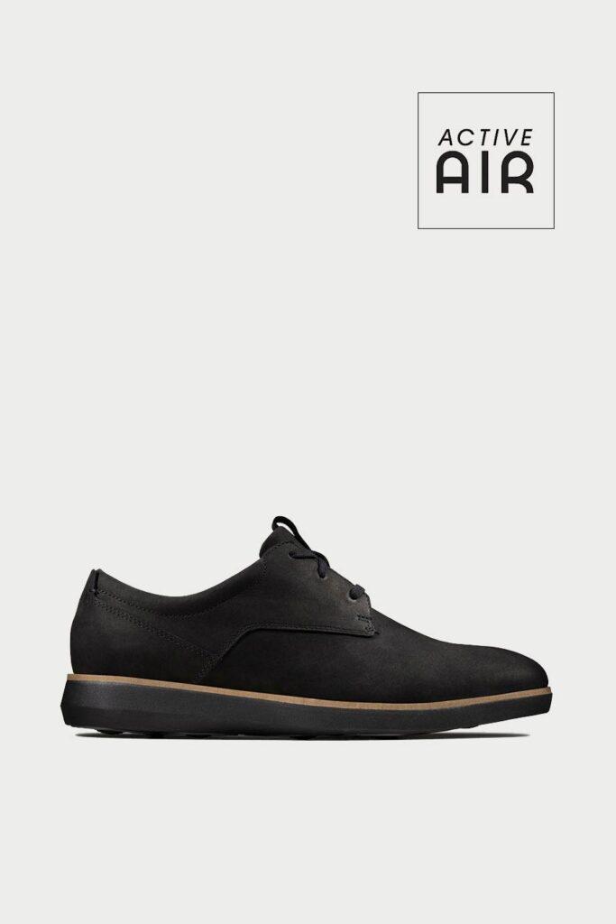spiridoula metheniti shoes xalkida p banwell lace black nubuck clarks 1