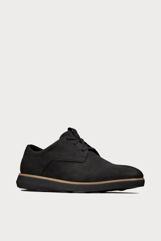 spiridoula metheniti shoes xalkida p banwell lace black nubuck clarks 2