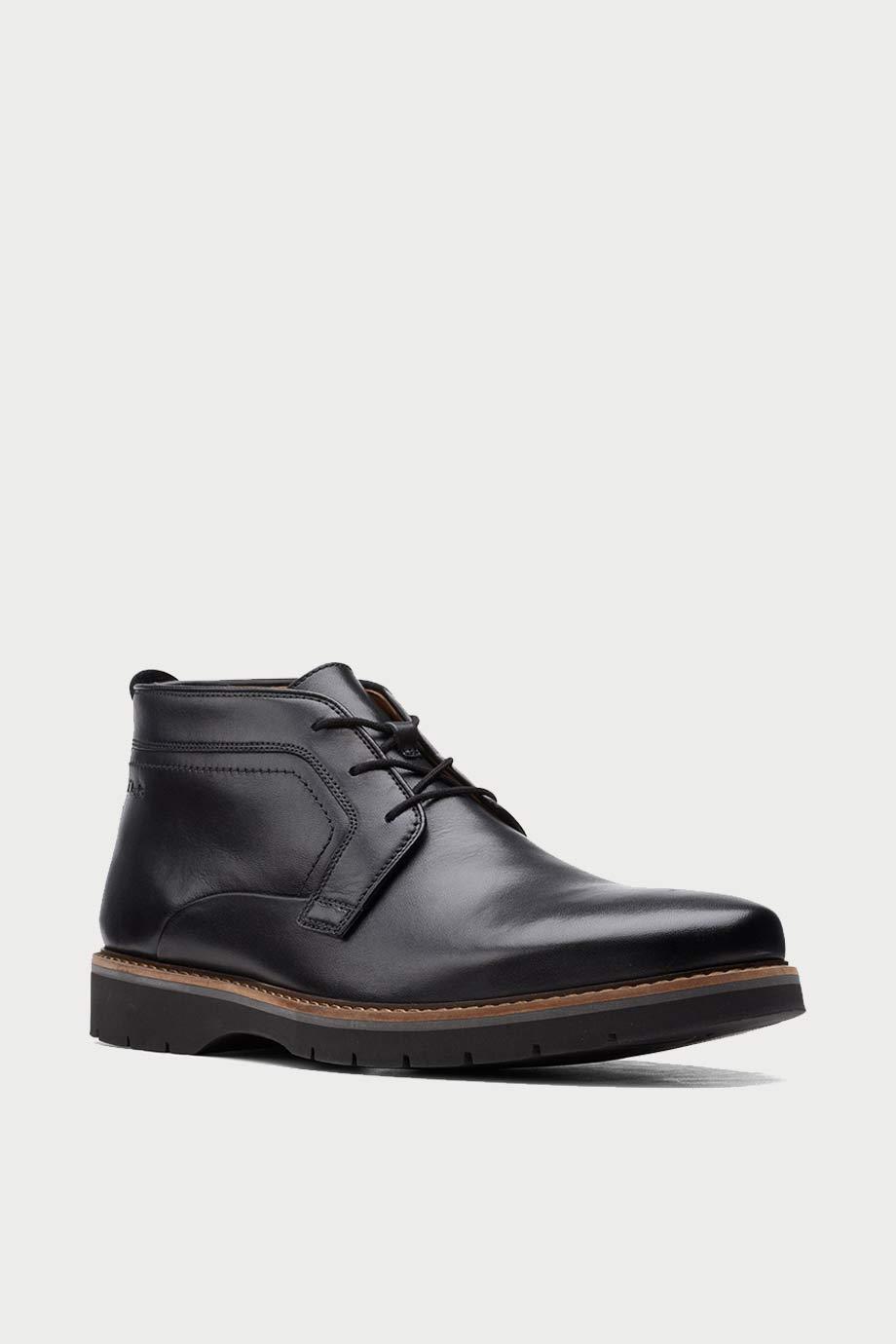 spiridoula metheniti shoes xalkida p bayhill mid black leather clarks 4