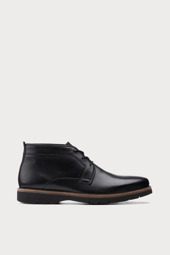 spiridoula metheniti shoes xalkida p bayhill mid black leather clarks 7