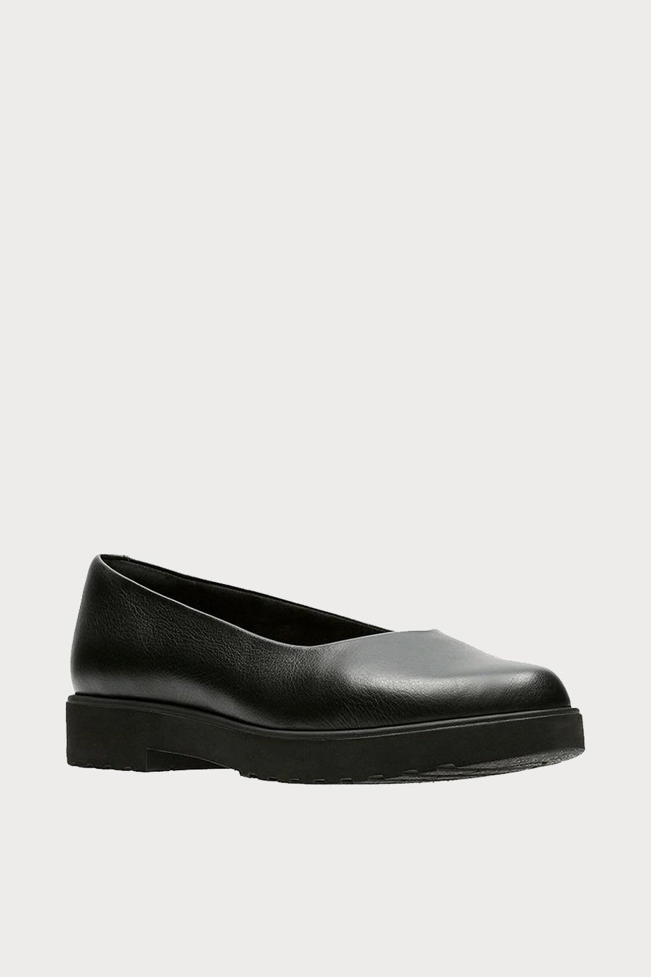 spiridoula metheniti shoes xalkida p bellevue park black leather clarks 4