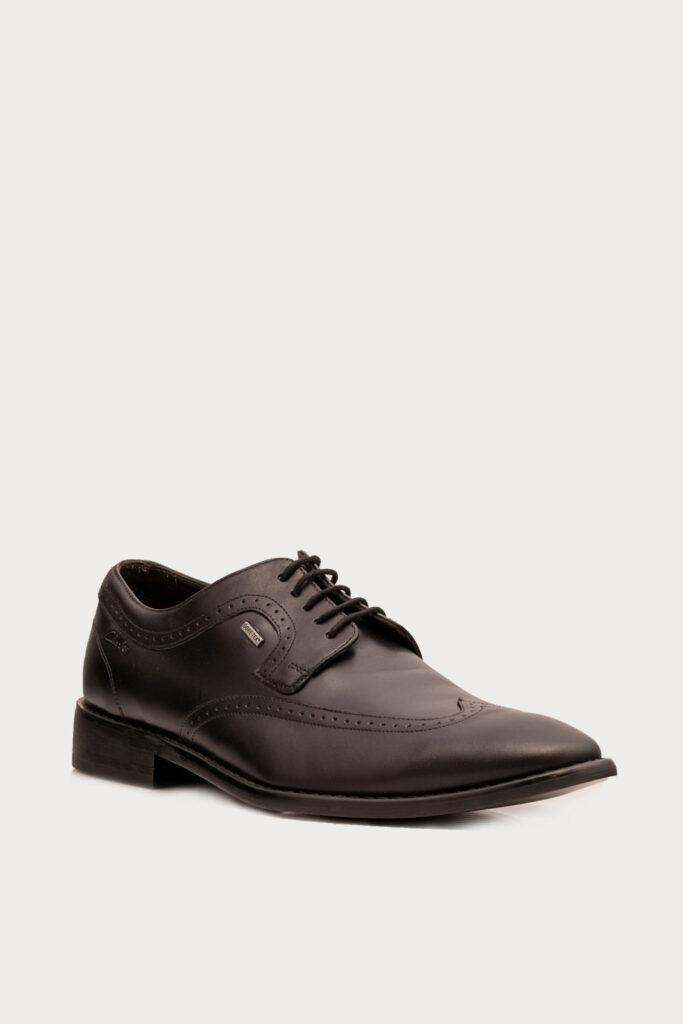 spiridoula metheniti shoes xalkida p climate on gtx black leather clarks 2