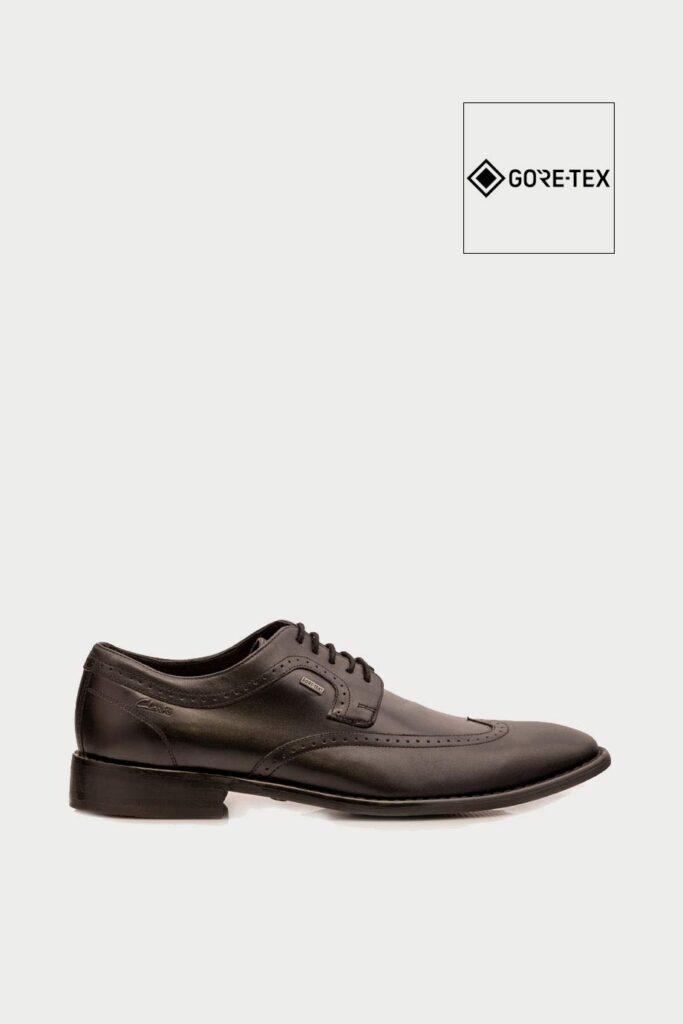 spiridoula metheniti shoes xalkida p climate on gtx black leather clarks