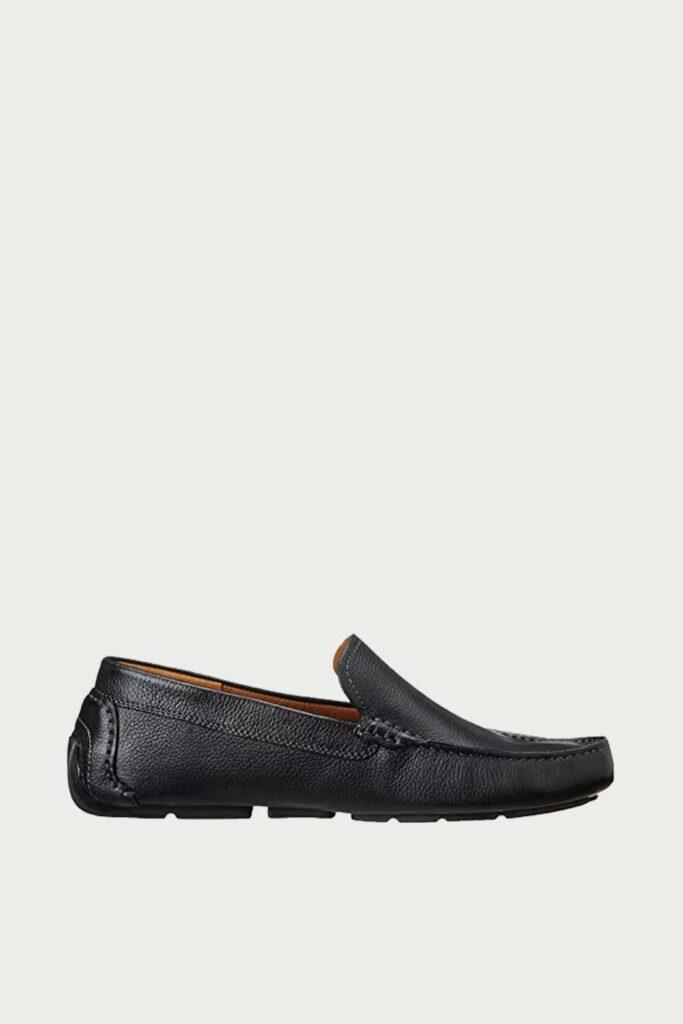 spiridoula metheniti shoes xalkida p davont drive black tumbled leather clarks 1