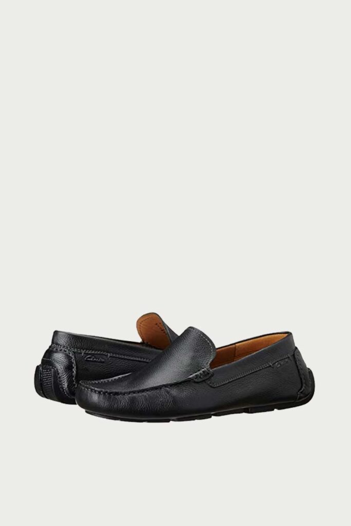 spiridoula metheniti shoes xalkida p davont drive black tumbled leather clarks 2 1