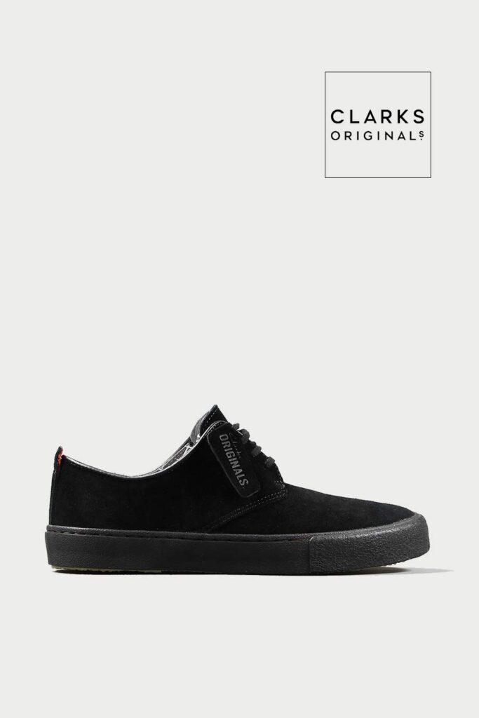 spiridoula metheniti shoes xalkida p desert vulclo black suede clarks originals 1