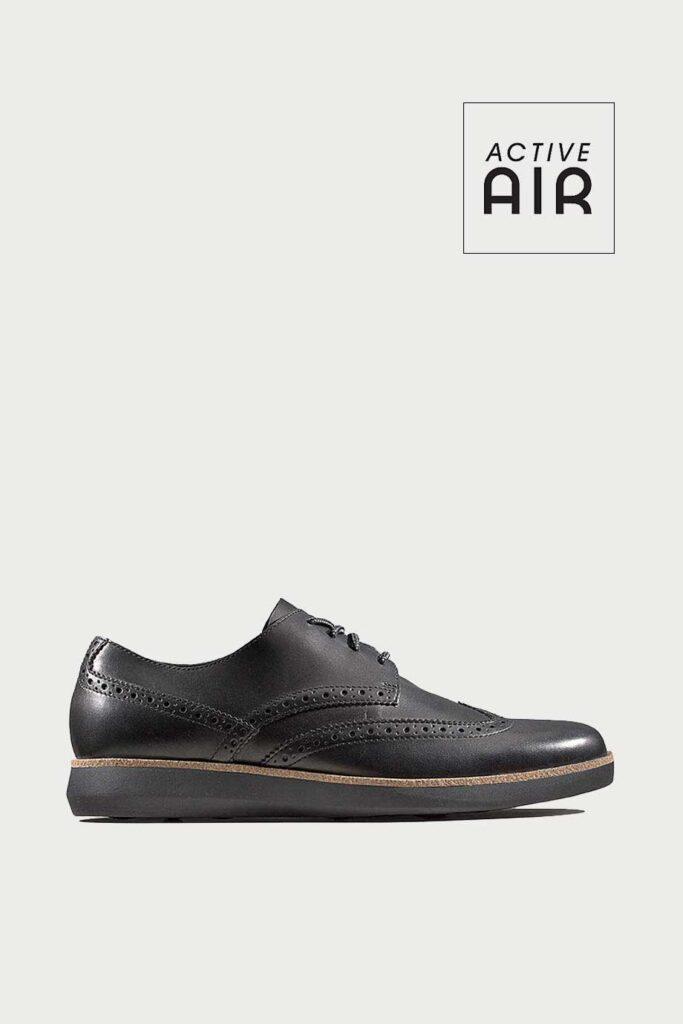 spiridoula metheniti shoes xalkida p fairford walk black leather clarks 1