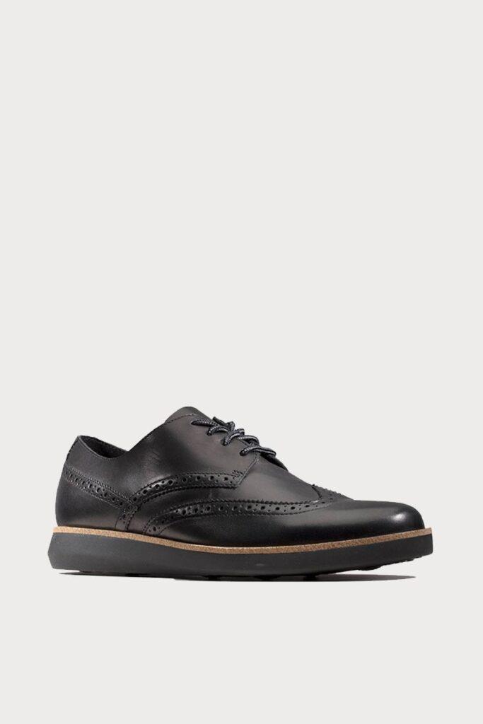 spiridoula metheniti shoes xalkida p fairford walk black leather clarks 2