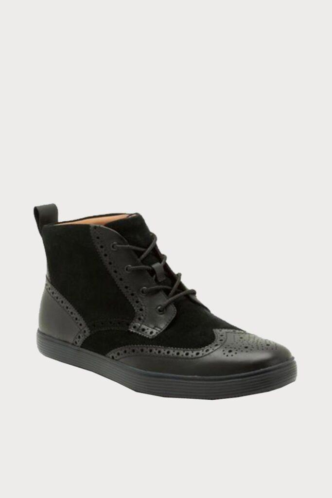 spiridoula metheniti shoes xalkida p favor top black combi clarks