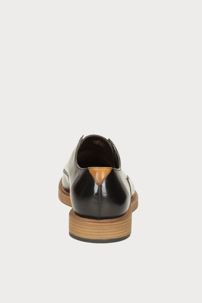 spiridoula metheniti shoes xalkida p feren slip black leather clarks 5