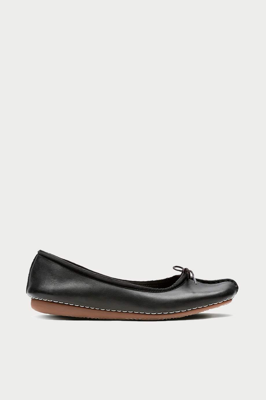 spiridoula metheniti shoes xalkida p freckle ice black leather clarks