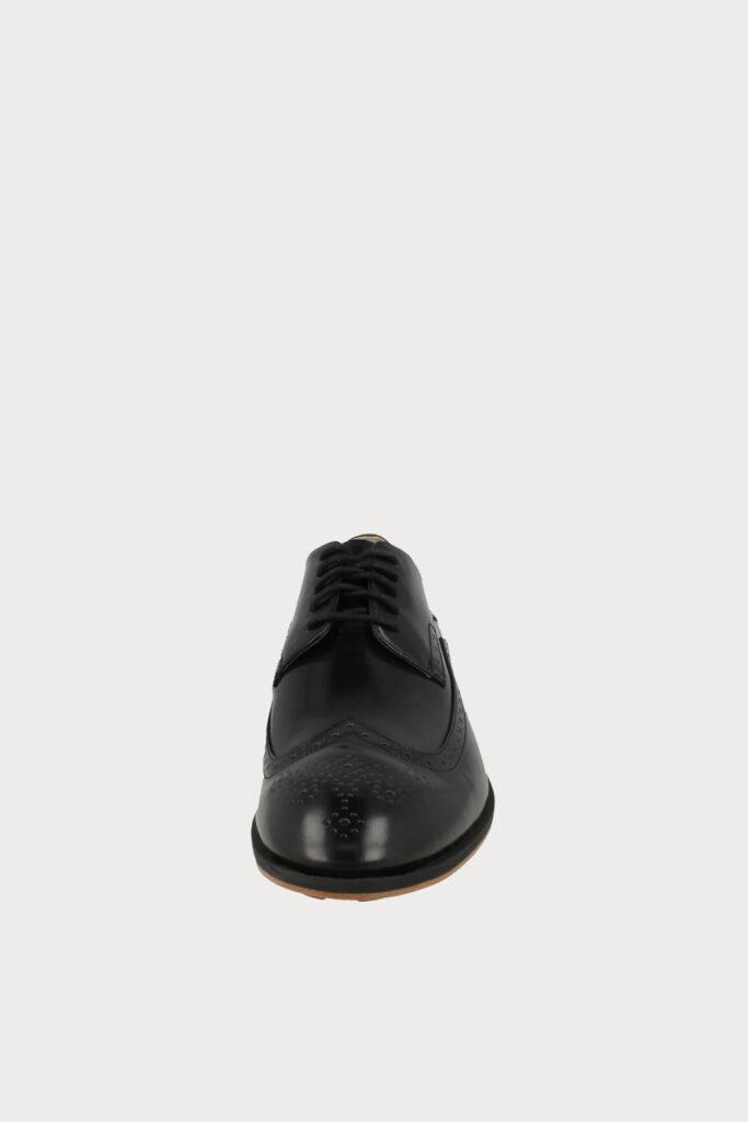 spiridoula metheniti shoes xalkida p gatley limit black leather clarks 2