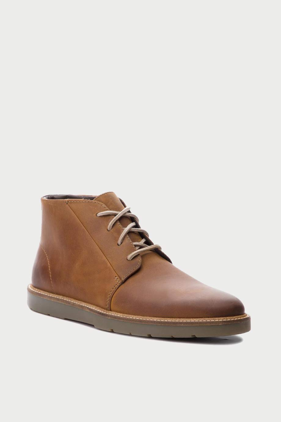 spiridoula metheniti shoes xalkida p grandin mid dark tan leather clarks 2