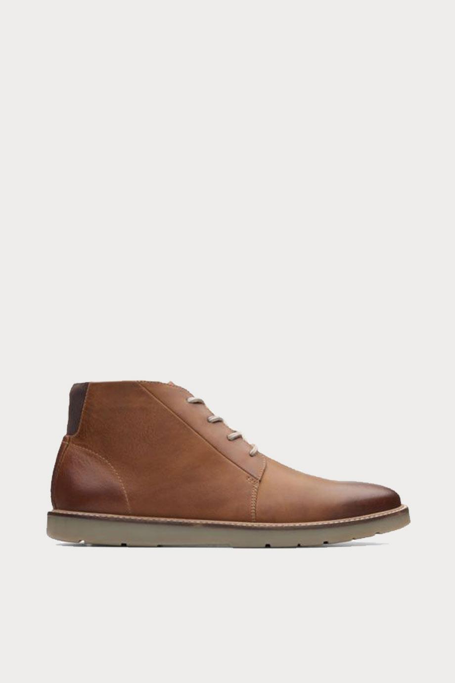 spiridoula metheniti shoes xalkida p grandin mid dark tan leather clarks