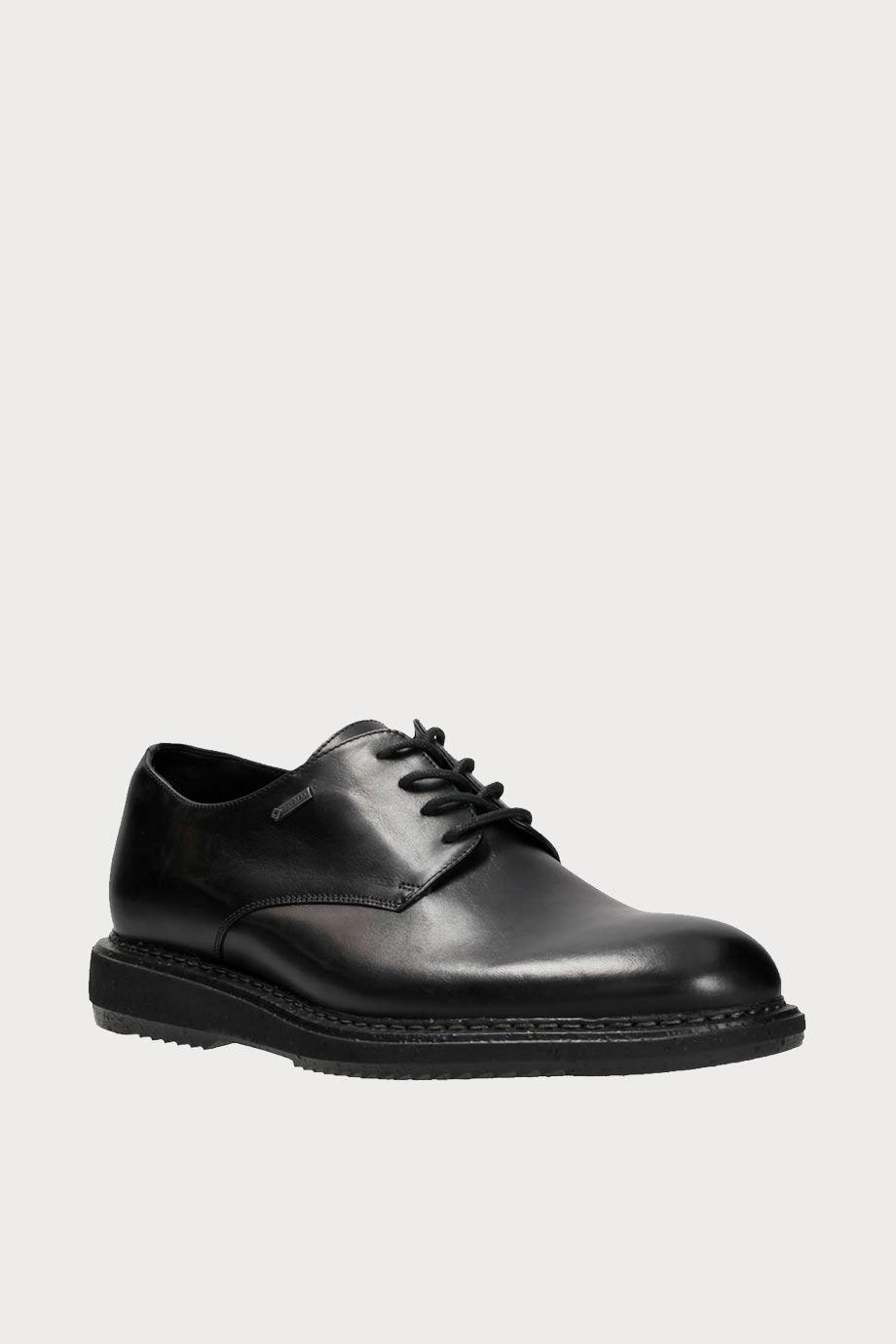 spiridoula metheniti shoes xalkida p kenley walk gtx black leather clarks 2