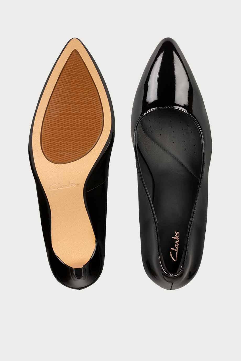 spiridoula metheniti shoes xalkida p laina rae 2 black patent clarks 7