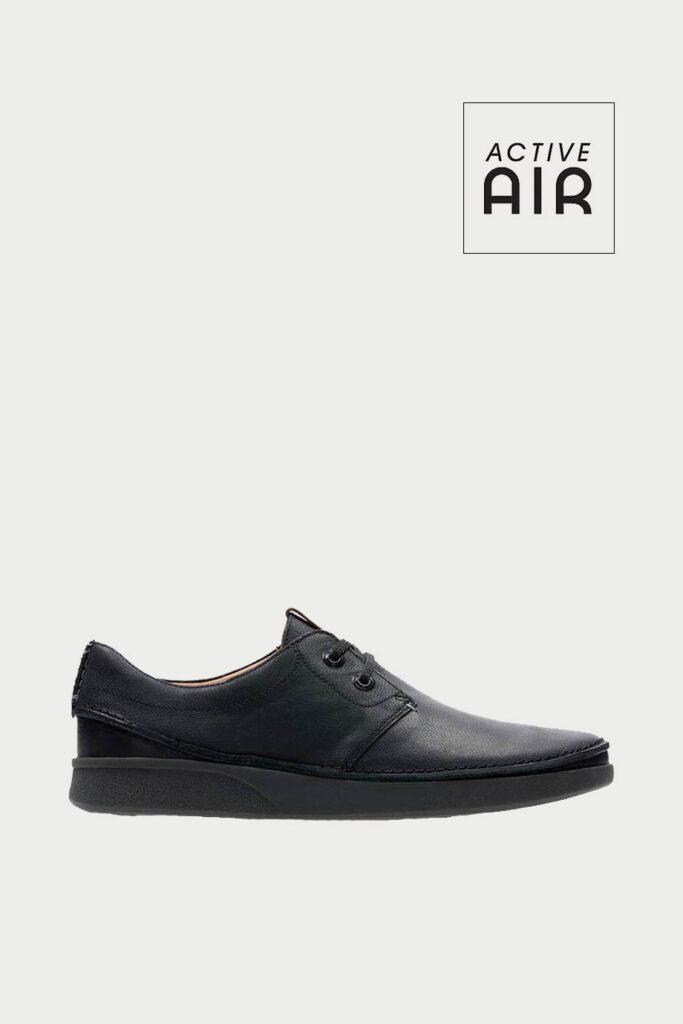 spiridoula metheniti shoes xalkida p oakland lace black leather clarks 1
