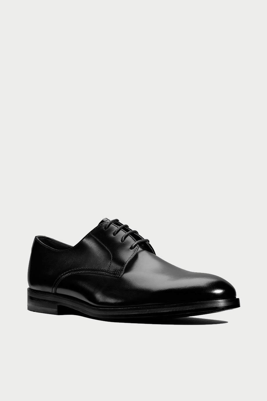 spiridoula metheniti shoes xalkida p oliver lace black leather clarks 2