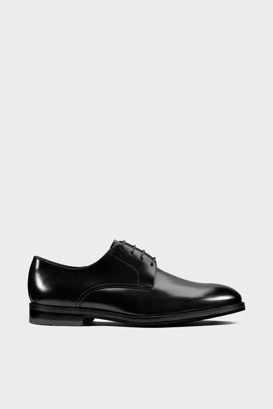 spiridoula metheniti shoes xalkida p oliver lace black leather clarks