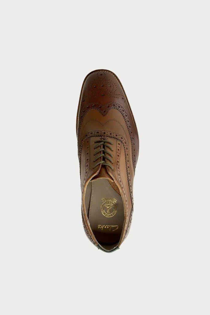 spiridoula metheniti shoes xalkida p penton limit tan combi leather clarks 3