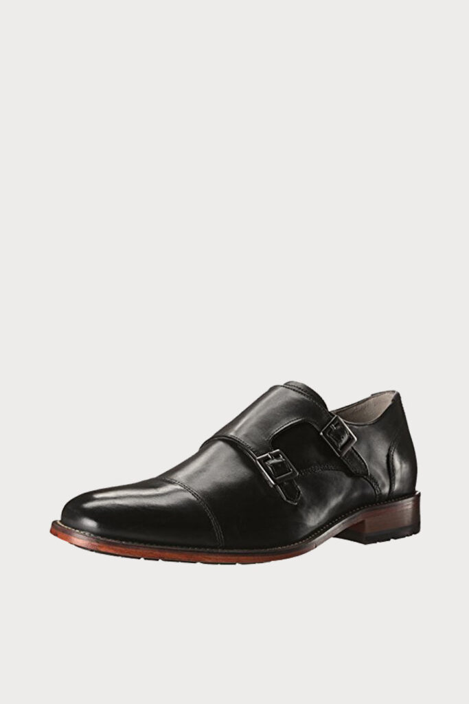 spiridoula metheniti shoes xalkida p penton monk black leather clarks 2