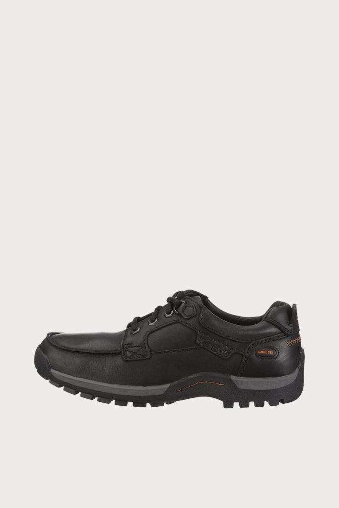 spiridoula metheniti shoes xalkida p rain tech gtx black leather clarks 6