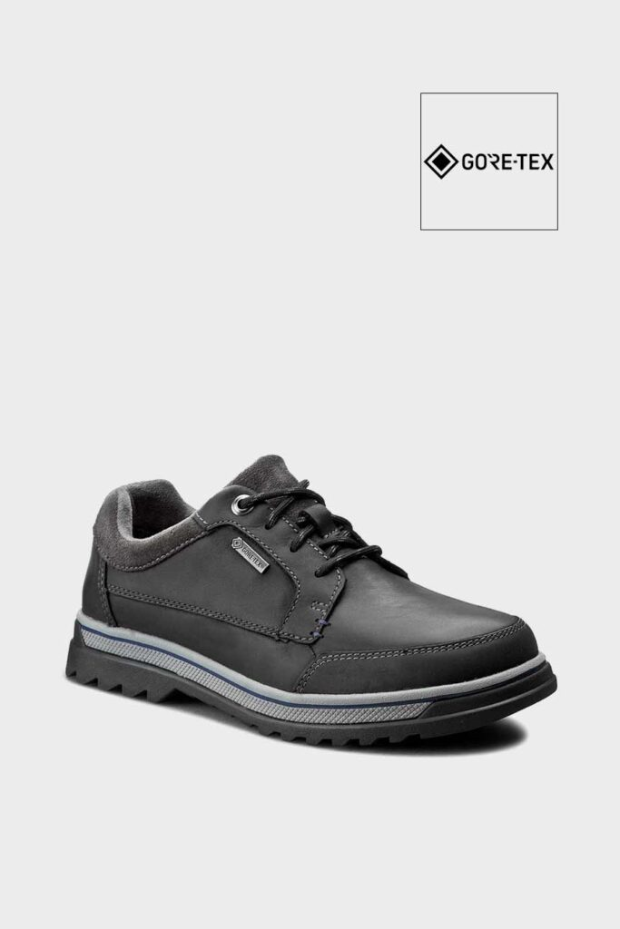 spiridoula metheniti shoes xalkida p ripway path gtx black leather clarks
