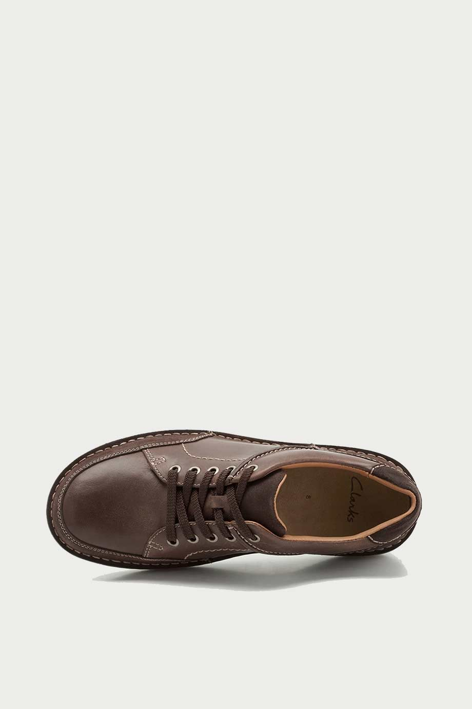 spiridoula metheniti shoes xalkida p rumwell form dark brown leather clarks 4