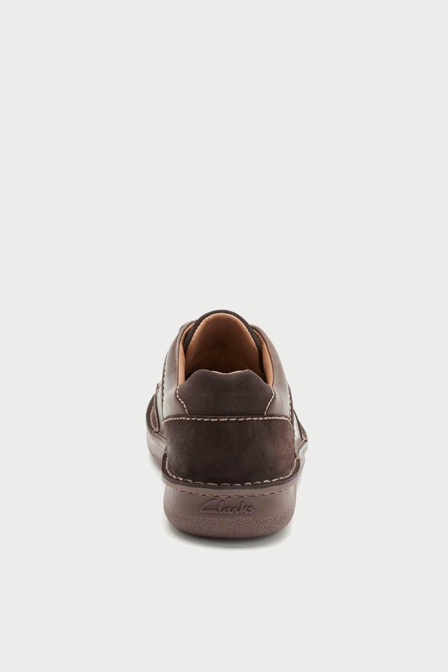 spiridoula metheniti shoes xalkida p rumwell form dark brown leather clarks 5