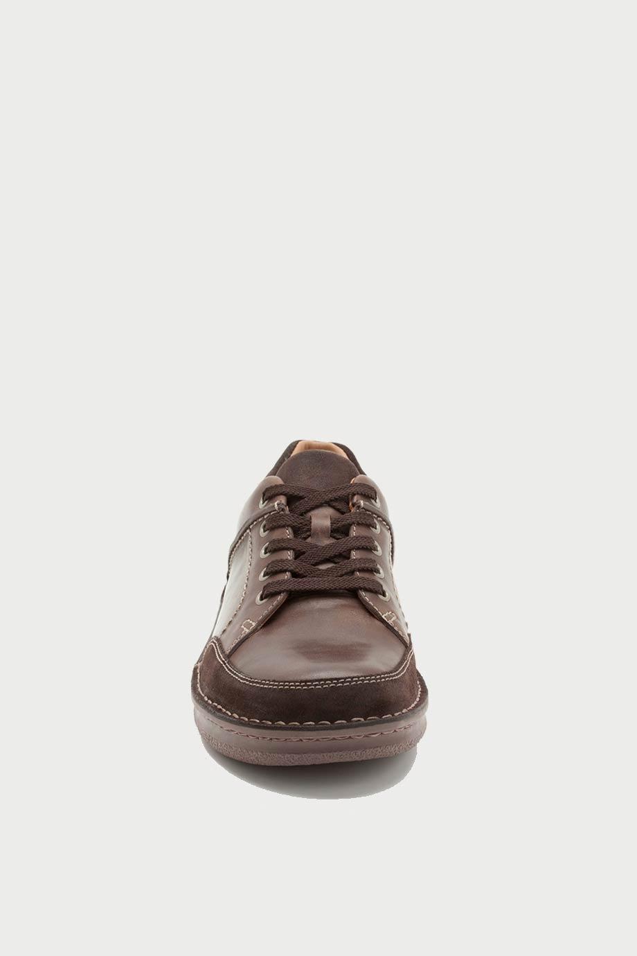 spiridoula metheniti shoes xalkida p rumwell form dark brown leather clarks 6