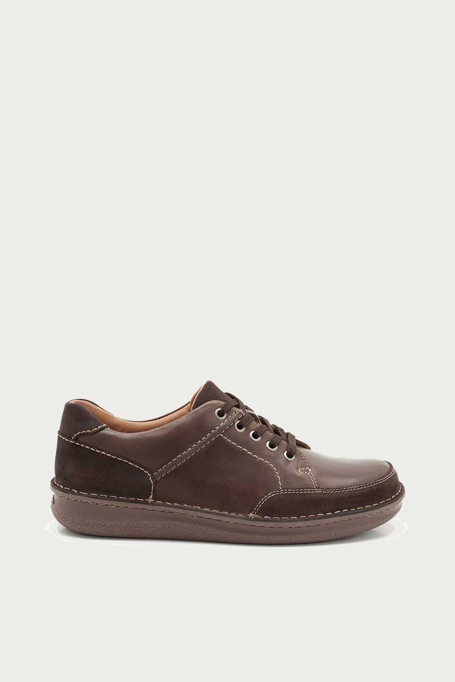 spiridoula metheniti shoes xalkida p rumwell form dark brown leather clarks