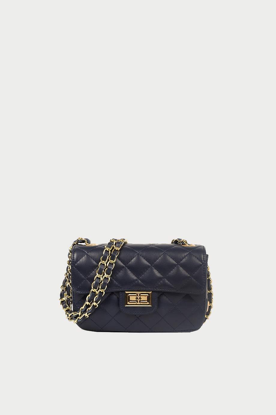 spiridoula metheniti shoes xalkida p ss17 7105 black side bag leather chain 19v69