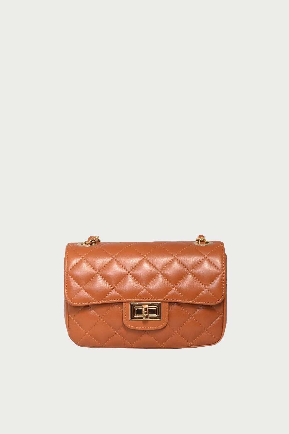 spiridoula metheniti shoes xalkida p ss17 7105 cuoio side bag leather chain 19v69