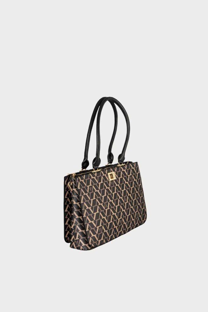 spiridoula metheniti shoes xalkida p ss20 7705v black eco leather bag 19v69 2