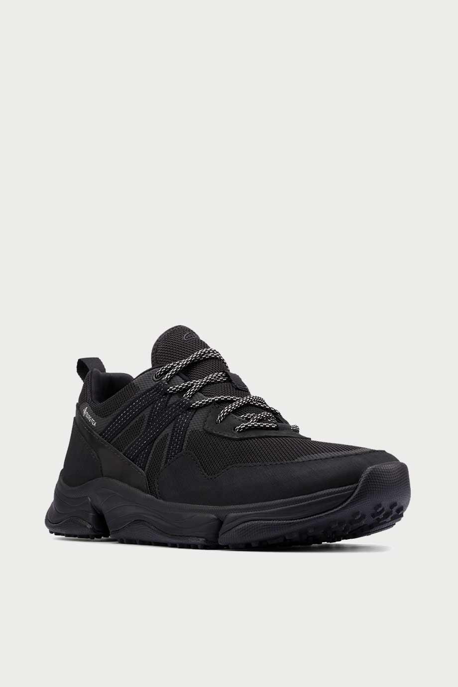 spiridoula metheniti shoes xalkida p tri path trek gtx black combination leather clarks