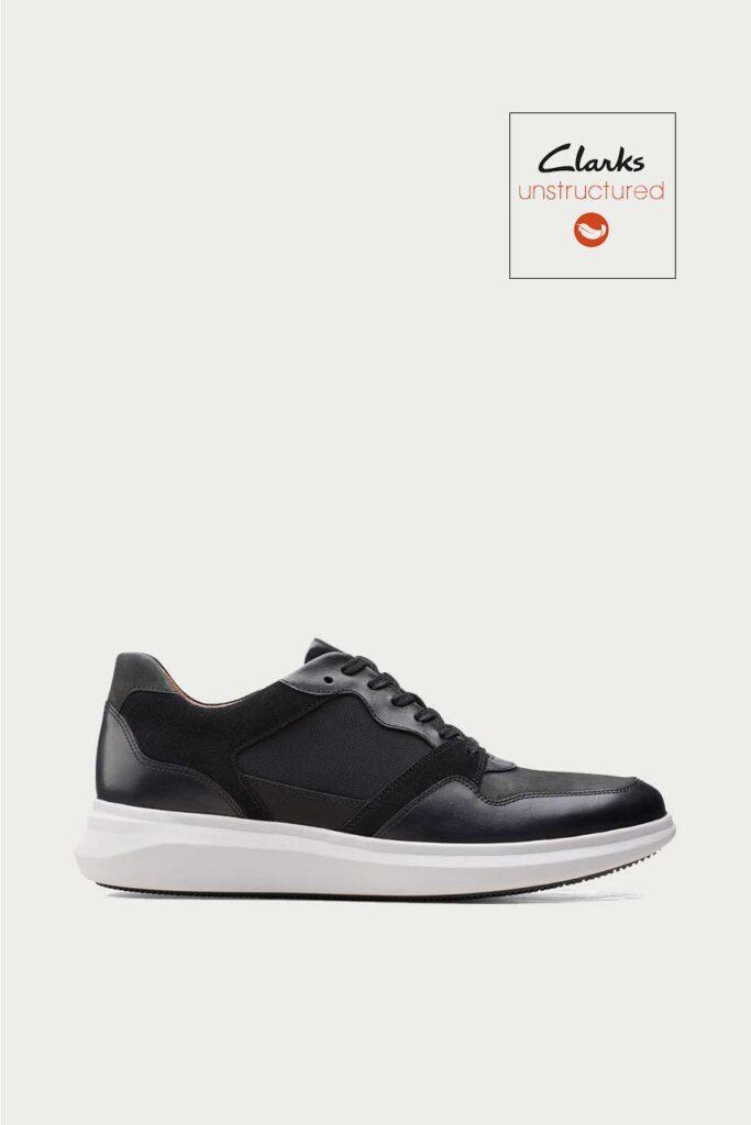 spiridoula metheniti shoes xalkida p un globe run black combi leather clarks