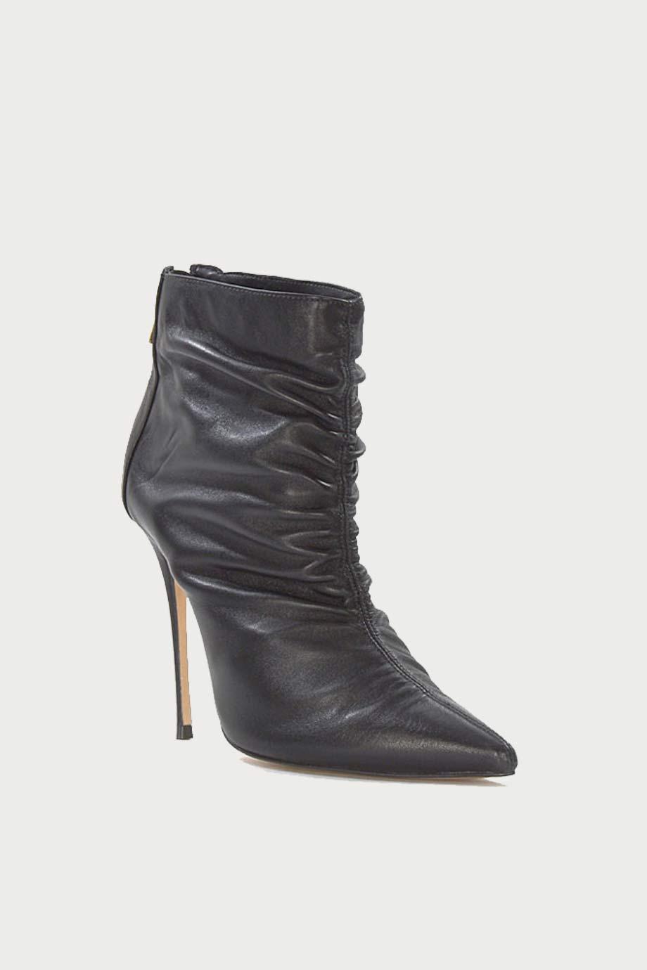spiridoula metheniti shoes xalkida p 143123 cab2 mestico black leather carrano 1