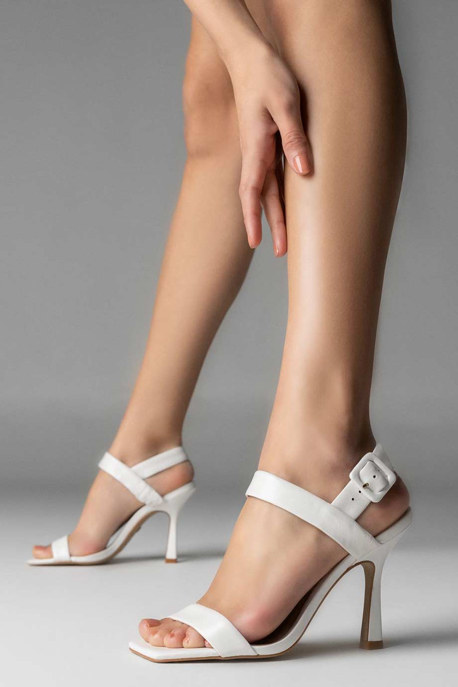 spiridoula metheniti shoes xalkida p 274016 white leather heels carrano 2