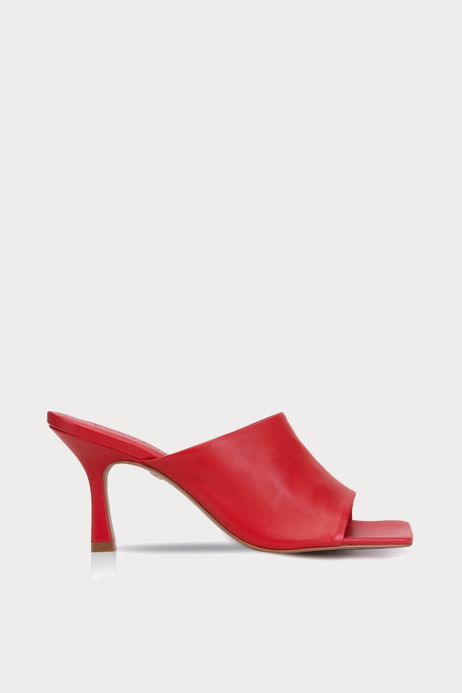 spiridoula metheniti shoes xalkida p 321004 red leather carrano